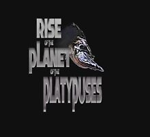 Rise of the Planet of the Platypuses Unisex T-Shirt