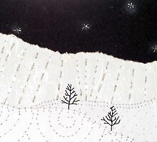 Winter Moon #1 by Lynn Evenson