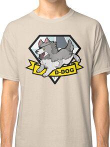 MGS5 Phantom Pain - D-Dog Classic T-Shirt