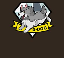 MGS5 Phantom Pain - D-Dog Unisex T-Shirt