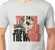 The Man Who Sold The World Unisex T-Shirt