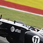 Rubens Barrichello - Williams FW33 by MSport-Images