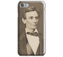 President Abraham Lincoln -- Civil War iPhone Case/Skin
