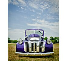 '41 Chevy Truck Photographic Print
