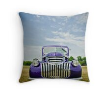 '41 Chevy Truck Throw Pillow