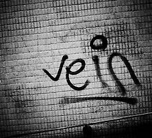 The Words Of The Prophet Are Written On The Subway Walls (Rush) by Vein