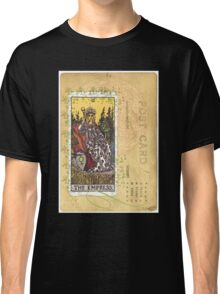The Empress Tarot Card Fortune Teller Classic T-Shirt