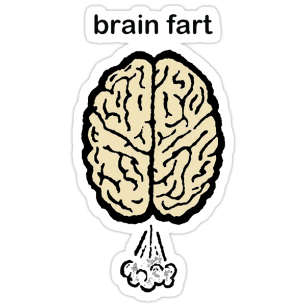 Brain Fart by bumpybrains