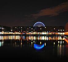 Albert Dock, Liverpool by Ben Jones