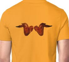 Realistic chicken wings Unisex T-Shirt