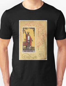 The Magician Tarot Card Fortune Teller Unisex T-Shirt