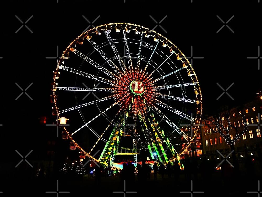 Ferris Wheel by Denise Abé