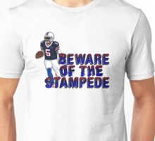 Tyrod Taylor - Buffalo Bills Unisex T-Shirt