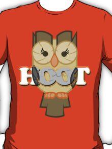 Owlowiscious - Hoot T-Shirt