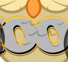 Owlowiscious - Hoot Sticker