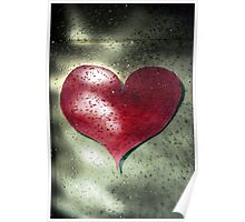 Raining in My Heart Poster