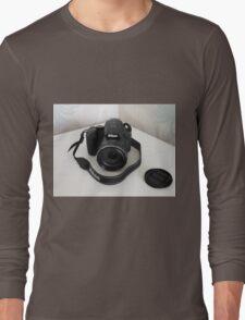 My New Camera Long Sleeve T-Shirt