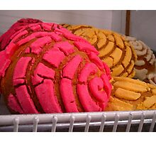 """Mexican Bakery Goodies"" Photographic Print"