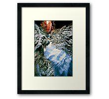 Hancock Gorge, Western Australia Framed Print