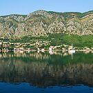Kotor, Montenegro by inglesina