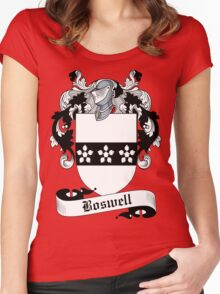 Boswell Women's Fitted Scoop T-Shirt