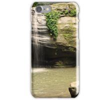 Waterfalls at Buderim iPhone Case/Skin