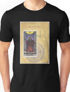 Justice Scales Tarot Card Fortune Teller Unisex T-Shirt