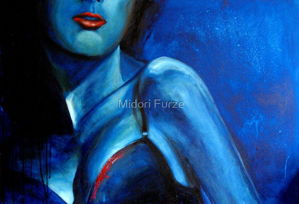 Evening Rouge by Midori Furze