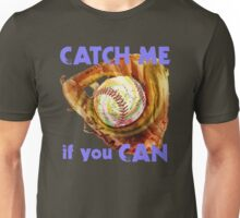 Baseball Glove Unisex T-Shirt