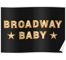 Broadway Baby Poster