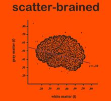 Scatter-Brained Kids Tee