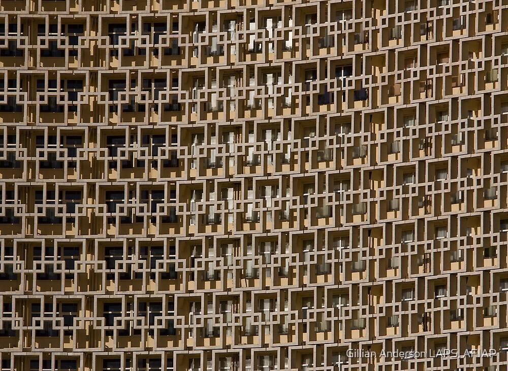 Uzbekistan Hotel, detail by Gillian Anderson LAPS, AFIAP