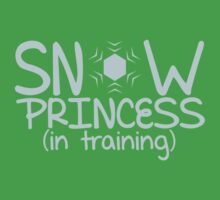 Snow princess in training One Piece - Short Sleeve