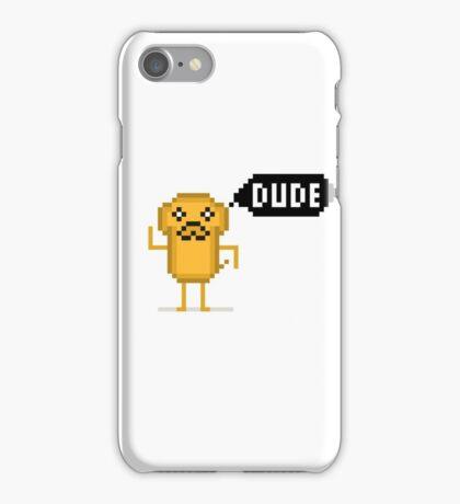 Jake's DUDE iPhone Case/Skin