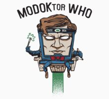 MODOKtor WHO by Andy Hunt