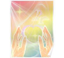 Universal Healing Poster