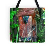Little Abode Among the Vines Tote Bag