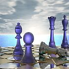Early Morning Chess by plunder