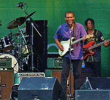 Robert Cray Band by Harlan Mayor