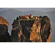 Monastery of the Holy Trinity Photographic Print