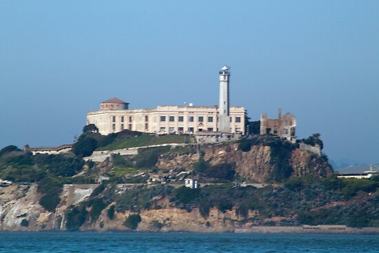 Alcatraz As It Stands by Sherry Hallemeier