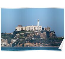 Alcatraz As It Stands Poster