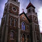 St. Augustine's Church by John Cruz