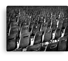 Audience Canvas Print