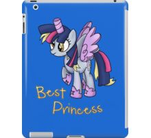 My Little Pony - MLP - Derpy is Best Princess iPad Case/Skin