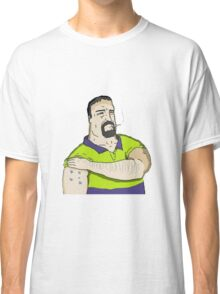 Big lez show Mike Nolan southern cross Classic T-Shirt