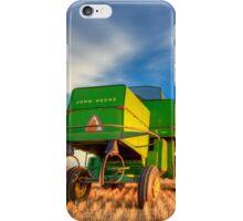Combine Harvester iPhone Case/Skin