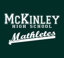 McKinley High Mathletes by waywardtees