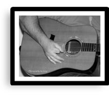 Song Writers Night Canvas Print