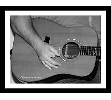 Song Writers Night Photographic Print